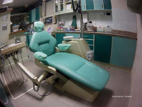 Dental room:Phuket dental clinic,Thailand