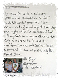 Phuket Dentist Reviews:Phuket Dental Clinic,Thailand